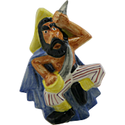 "Shearwater 7"" Pirate Figural 'Dancing Pirate' 2003 A Walter Inglis Anderson Design Mint"