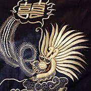 Exquisite Japanese Dragon Robe