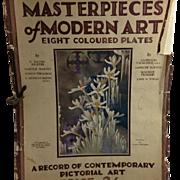 1927 Masterpieces of Modern Art London