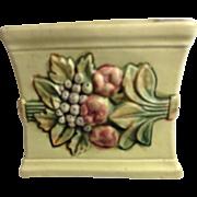 Weller Roma Square Vase 1914-1920