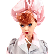 "Mattel's Barbie as ""Lucy"""
