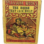 Vintage McLoughlin Brothers Child's Book