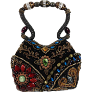 Beaded Dress Purse