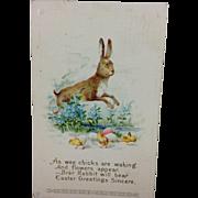 James Pitts Embossed Brer Rabbit