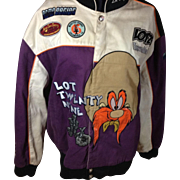 3X Yosemite Sam Racing Jacket