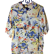 XL Jams World Aloha Shirt