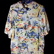 XL Jams World Aloha Shirt