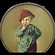 Ornery Boy: Flue Cover