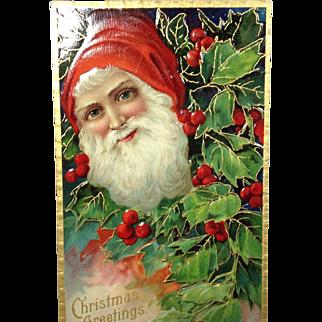 Super Glossy Santa