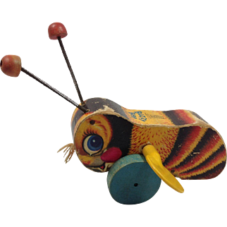 1950s Buzzy Bee / Fisher Price Toys