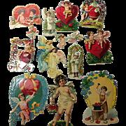 Cupids & Angels: Victorian Scrap