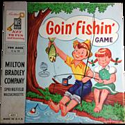 Milton Bradley  Goin' Fishin' 1955