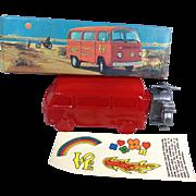 Avon's VW Love Bus 1970s