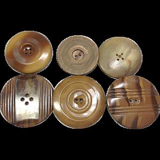 Half Dozen Buttons
