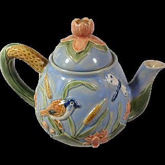 Summer in the Marsh Teapot