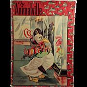 In Animalville: Saalfield Publishing 1939