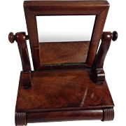 Shaving Mirror With Drawer