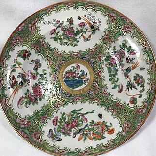 Hand Painted Imari Plate