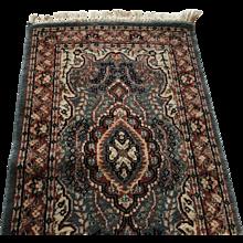 Indian Jaipur Small Wool Rug