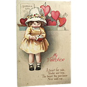 IAPC Embossed Valentine: Bargain Day