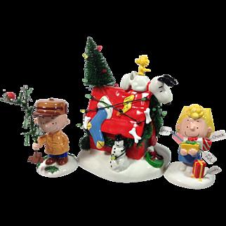 A Very Snoopy Christmas