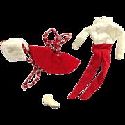 Skipper's Skating Outfit 1963 Mattel