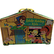 1965 Mattel's Liddle Kiddle's Klubhouse Patented