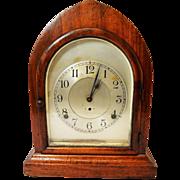 Antique Seth Thomas Eight Day Beehive Mantel Clock