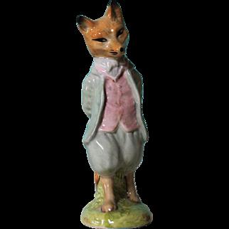 Foxy Whiskered Gentleman BP4
