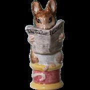 Beatrix Potter Tailor of Gloucester Figurine