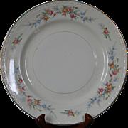 Homer Laughlin Dinner Plate