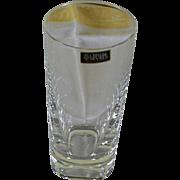 Set of 12 Sèvres Tumbler or Whisky Glasses, Squared Base Plain