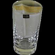 Set of 6 Tumbler or Scotch-Whisky Glass, Round Base Plain