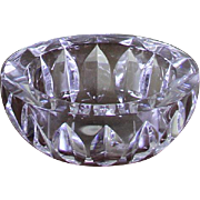 Orrefors Crystal Ash Tray