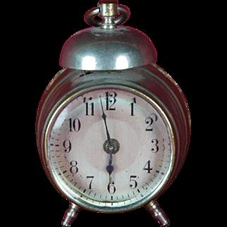 Carriage Clock With Alarm Clock