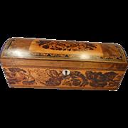 Antique Tunbridge Ware Box