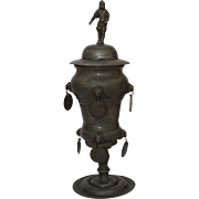 18th Century German Pewter Guild Beaker 'ZUNFTPOKAL' (dated 1795)