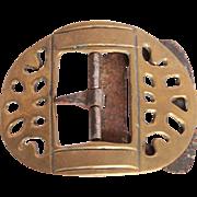 18th Century European Shoe Buckle