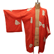 Japanese Auethentic Silk Kimono