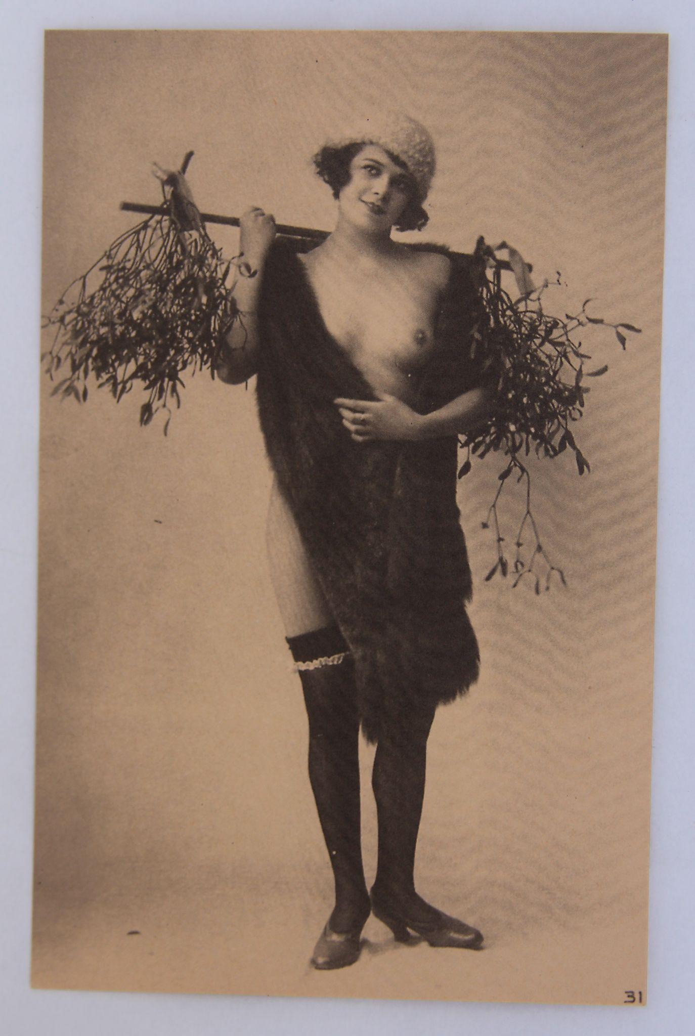 Postcard Nude 65
