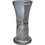 "Rare antique Shot / Liqueur Glass ""Wachtmeister"" from north Germany - 18th - 19th Century"