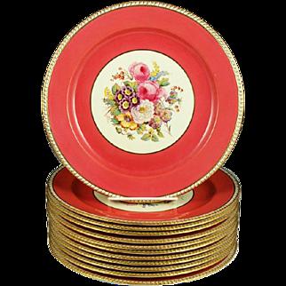 Copeland - 12 Dinner Plates