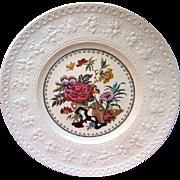 "Wedgwood Bullfinch Wellesley Chargers, (12)Dinner Plates, 10-3/4"""