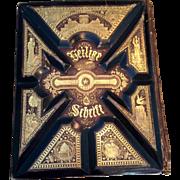 1880s Antique German Bible