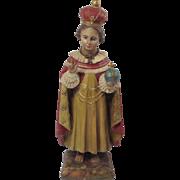 Infant Jesus of Prague, Santa Nino, Jesus de la Praga