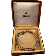 18k Gold Vintage Bracelet. Stockholm 1966. 14.7gram