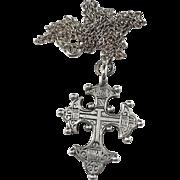 Vintage Kalevala Koru, Finland year 1973 Pendant Necklace. Rare.