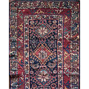 Lori antique persian runner 3'5X6'5