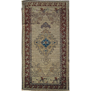 Turkish Anadolu Oushak Rug 2'5 X 4'5