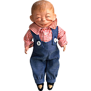 Blink Doll, Gene Carr Character 1915 by Horsman, 14 Inch